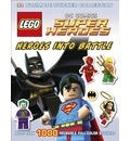 Ultimate Sticker Collection: Lego DC Super Heroes: Heroes Into Battle