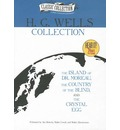 H. G. Wells Collection: The Island of Dr. Moreau/The Country of the Blind/The Crystal Egg
