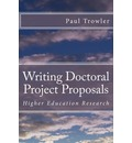 Writing Doctoral Project Proposals