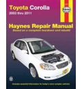 Toyota Corolla Automotive Repair Manual: 03-11