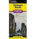 Vietnam, North: Travel Maps International Adventure Map