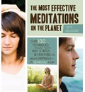 The Best Meditations on the Planet: 120 Techniques to Beat Stress, Improve Health, and Create Happiness-in Just Minutes Per Day