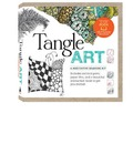 Tangle Art: A Meditative Drawing Kit: Includes Archival Pens, Paper Tiles, and a Beautiful Instruction Book to Get You Started!