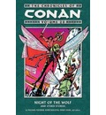 The Chronicles of Conan: Night of the Wolf and Other Stories Volume 20