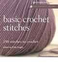 Basic Crochet Stitches: 250 Stitches to Crochet