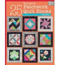 25 Patchwork Quilt Blocks: Vol. 2