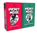 Walt Disney's Mickey Mouse: v. 1 & 2: Collector's Box Set