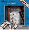 Disney-Pixar Art Studio: Step by Step Book and Everything You Need to Get Started