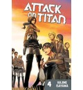 Attack On Titan: Vol. 4