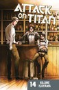 Attack on Titan: Volume 14
