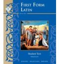 First Form Latin Text