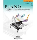 Faber Piano Adventures: Level 3A - Theory Book