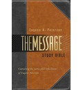 Message Study Bible-MS: Capturing the Notes and Reflections of Eugene H. Peterson