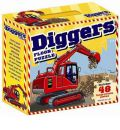 Diggers Floor Puzzle