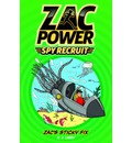 Zac Power Spy Recruit - Zac's Sticky Fix