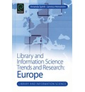 Library and Information Science Trends and Research: Europe