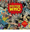 Official Doctor Who Classic Edition Square Calendar 2015