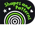 Black and White Shapes and Patterns: Chunky Board Book