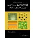 Materials Concepts for Solar Cells