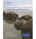 Leadership and Management Development: Strategies for Action