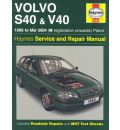 Volvo S40 and V40 Petrol: 1996-2004