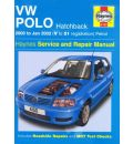 VW Polo Hatchback Petrol Service and Repair Manual: 2000-2002