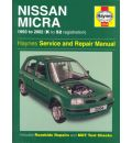 Nissan Micra Service and Repair Manual: 1993 to 2002