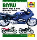 BMW R850, 1100 and 1150 4-valve Twins Service and Repair Manuals: 1993 to 2006