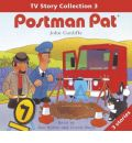 """Postman Pat Story Collection: """"Postman Pat Flollows a Trail"""", """"Postman Pat Has the Best Village"""" AND """"Postman Pat and the Hole in the Road"""" v. 3: Television Stories"""