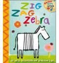Zig Zag Zebra: Activity Book