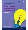 Edexcel GCSE Business: Units 1, 2 and 6: Introduction to Small Business