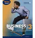 BTEC Level 3 National Business Student Book 1: Book 1