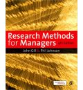 Research Methods for Managers