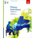 Piano Exam Pieces 2015 & 2016, Grade 3: Selected from the 2015 & 2016 Syllabus