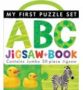 My First Puzzle Set: ABC Jigsaw and Book
