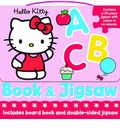 Hello Kitty Jigsaw Puzzle and Storybook: ABC