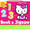 Hello Kitty Jigsaw Puzzle and Storybook: 123