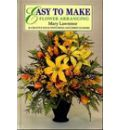 Easy to Make Dried Flower Arranging