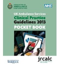 UK Ambulance Services Clinical Practice Guidelines