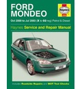 Ford Mondeo Petrol and Diesel Service and Repair Manual: 2000 to 2003