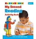 My Second Reading Activity Book: Learn to Read Whole Words