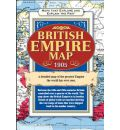 The British Empire Map Throughout the World 1905