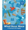 What Boys Wear in Samoan and English