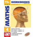 11+ Maths: Workbook Bk. 4: Maths for SATS, 11+ and Common Entrance