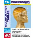 11+ Multiplication Tables: Workbook: 15 Day Learning Programme for Times Tables