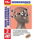 11 + Non-verbal Reasoning: Workbook Bk. 2: Including Multiple Choice Test Technique