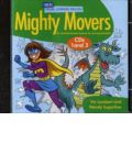 Mighty Movers Class Audio Pack: An Activity-based Course for Young Learners