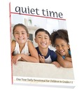 Quiet Time, Grades 1-2: One Year Daily Devotional for Children