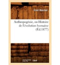 Anthropogenie Ed 1877