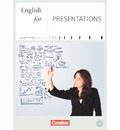 Business Skills B1-B2. English for Presentations. Kursbuch mit CD
